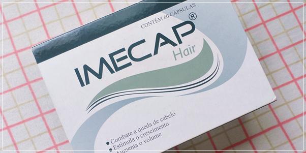 Imecap Hair, funciona? Antes e Depois