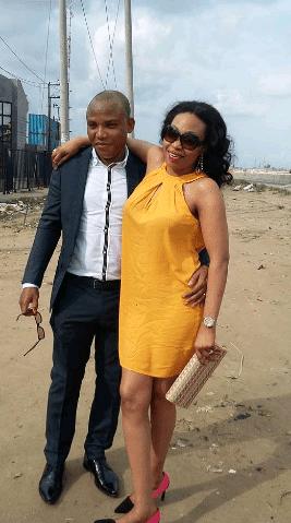 IPOB Leader, Nnamdi Kanu, Wife Spotted In Ghana