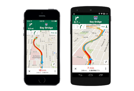 Google Lat Long: Get on the road, go off the grid, or plan the perfect weekend with the Google Maps app