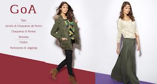Moda de la marca GoA