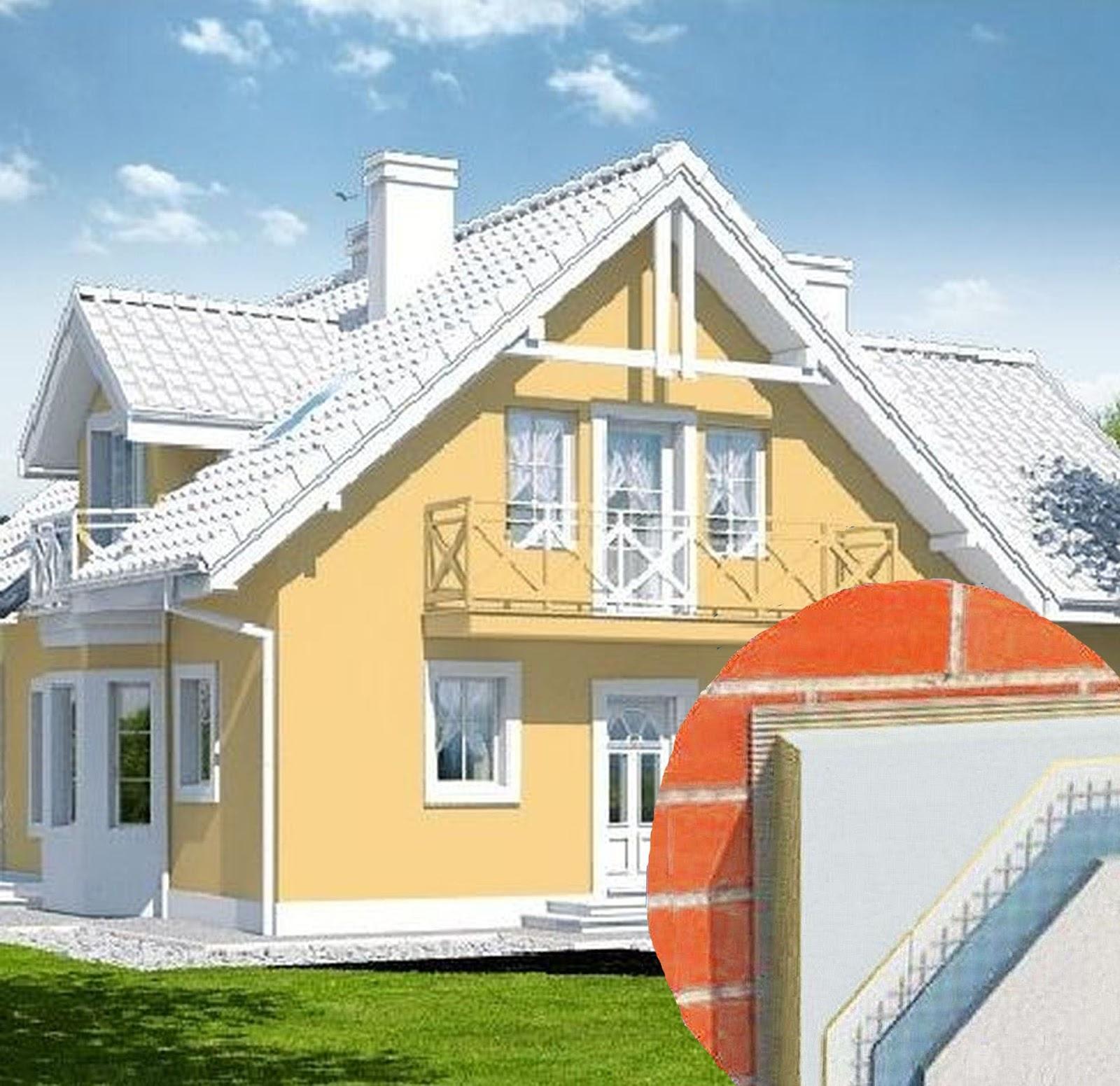 Beste Von Hausfassade Farbe Beispiele Ideen