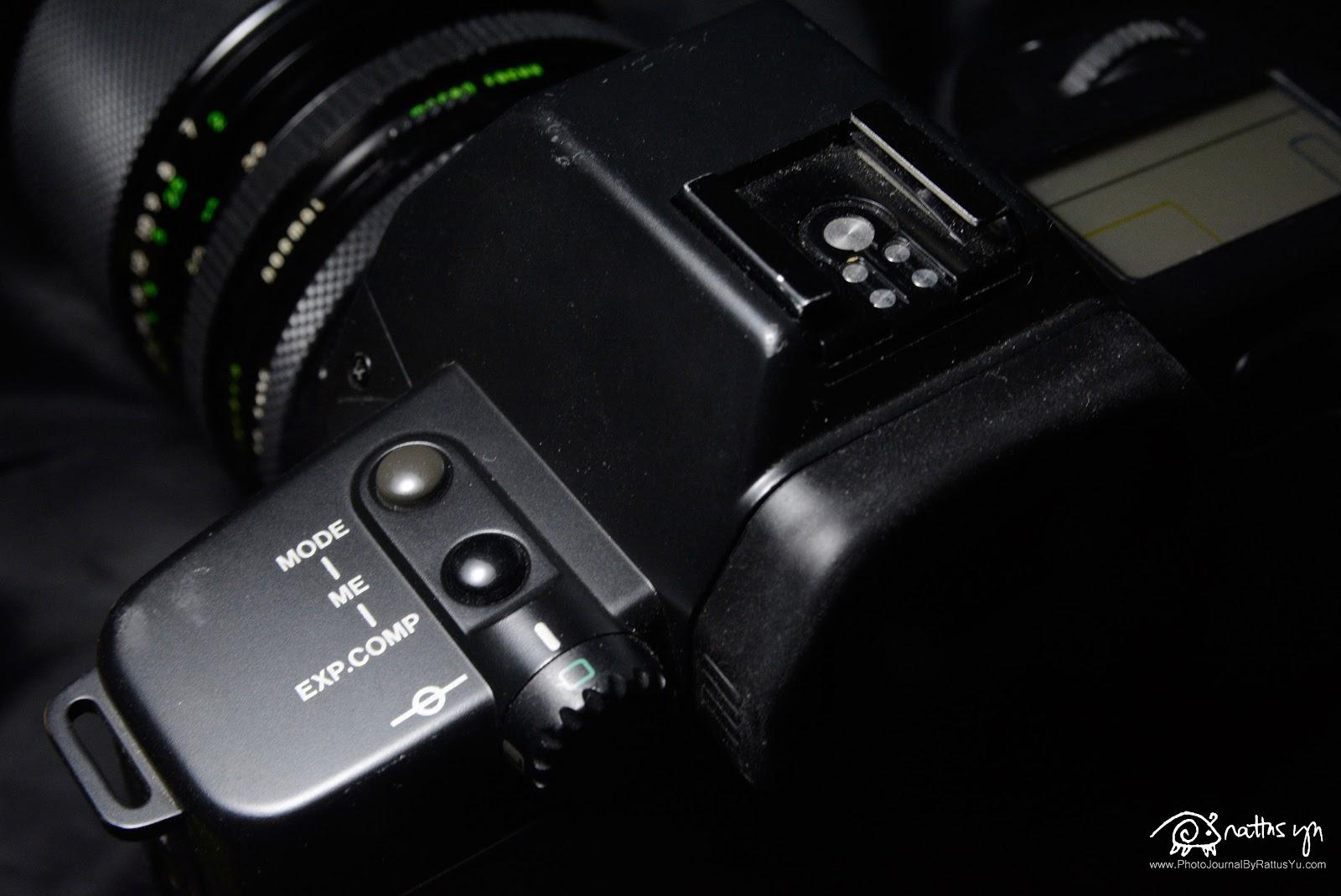 Canon EOS 620 (1987)