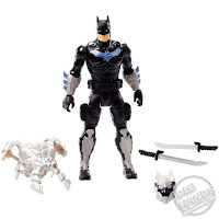Toy Fair 2019 Mattel Batman Missions 12 inch Action Figures