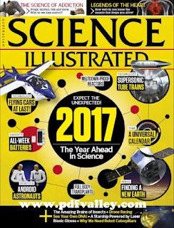 Science Illustrated Magazine January 2017