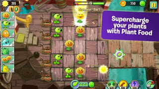 plants vs zombies 2 android game