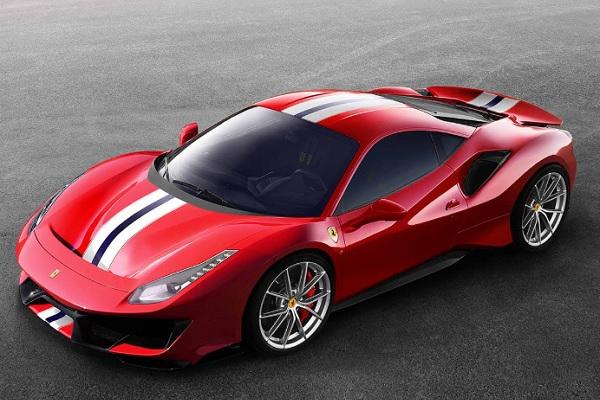 Ferrari 488 Pista 2019 Precio Argentina Motor Y Prestaciones Monkey Motor