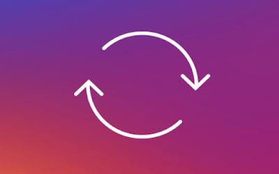 Regram кнопка в Инстаграм для репостов фото и видео