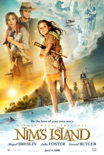 Xem Phim Thế Giới Của Nim 2008