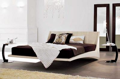 15 Desain Tempat Tidur Minimalis Modern Terbaru 2016 - 001