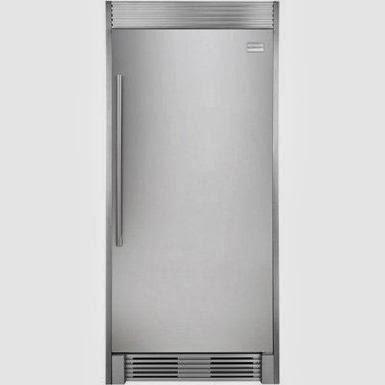 Frigidaire FPRH19D7LF Professional 19 Cf Freezerless Refrigerator Stainless  Steel