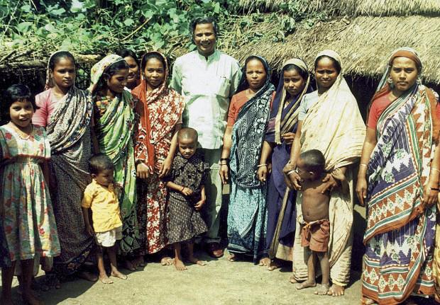 A história de Muhammad Yunus