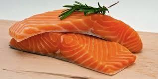 ikan salmon merupakan makan sehat menguatkan rambut