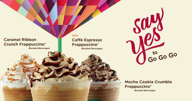 Discontinued Starbucks Drinks Uk