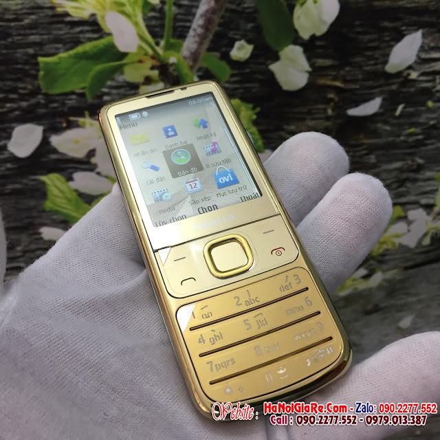 Nokia 6700 gold chính hãng và địa chỉ bán nhiều mẫu điện thoại cổ độc nhất
