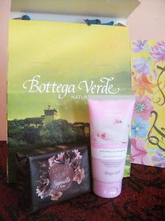 Produse cosmetice  Bottega Verde