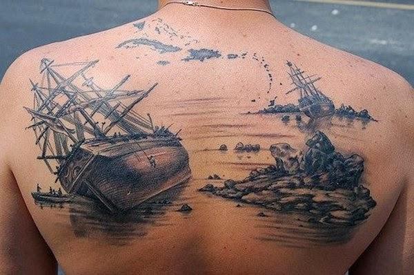 Tatuaje De Cambio De Vida Sfb