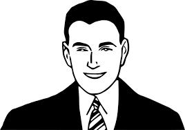 Ilustrasi sikap yang ramah sebagai konsep pelayanan pelanggan yang memuaskan
