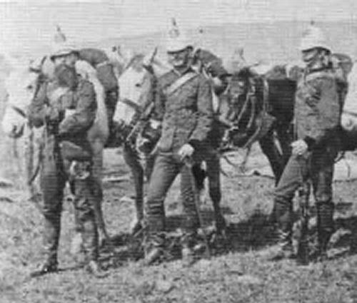 Durban Mounted Rifles picture 2