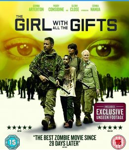 Download Film The Girl with All the Gifts (2016) BluRay 720p Ganool Movie