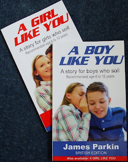 The covers of A Boy Like You and A Girl Like You