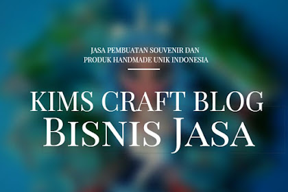 Jasa Pembuatan Souvenir dan Produk Handmade Unik Indonesia