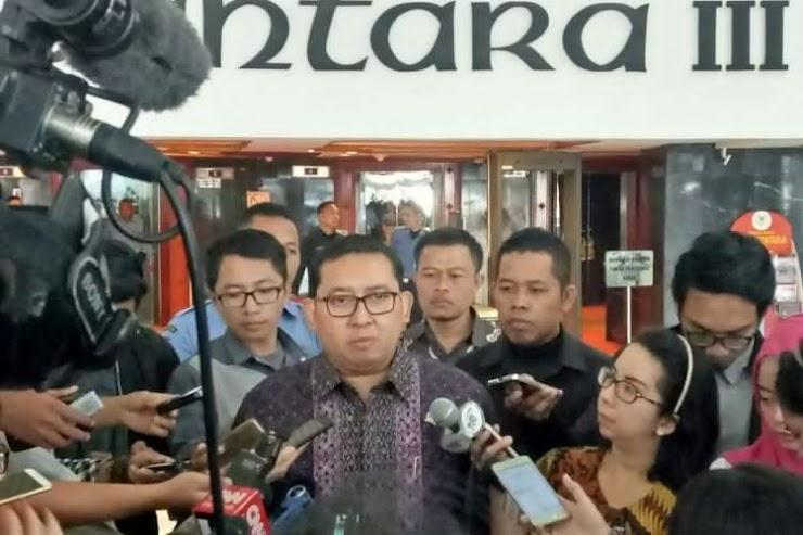 Fadli Zon: Berapa pun PT, Prabowo Tetap Diusung Jadi Presiden