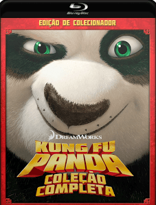 Kung Fu Panda Coleção Completa – 2008/2011/2016 Torrent Download – BluRay 720p e 1080p 5.1 Dublado / Dual Áudio