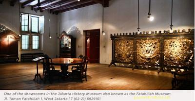 in Fatahillah Museum