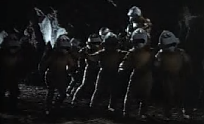 Life Between Frames: Worth Mentioning - Tokusatsu in TohoScope