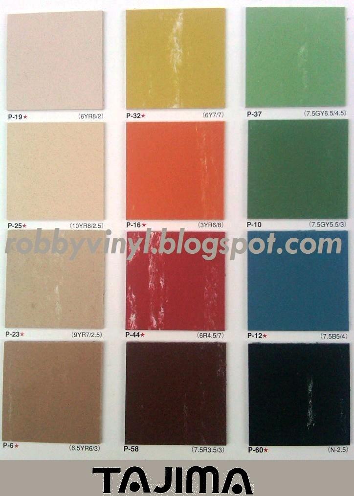 Robby Vinyl Tajima Vinyl Tile Ukuran 30 Cm X 30 Cm X 2 Mm