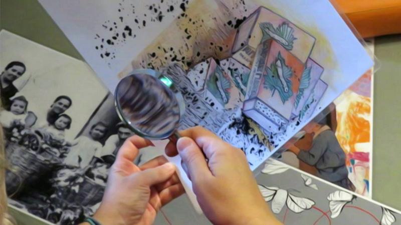 Εκπαιδευτική δράση στο Μουσείο Μετάξης Σουφλίου