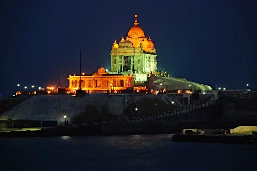 Vivekanad Rock Memorial, Tamil Nadu