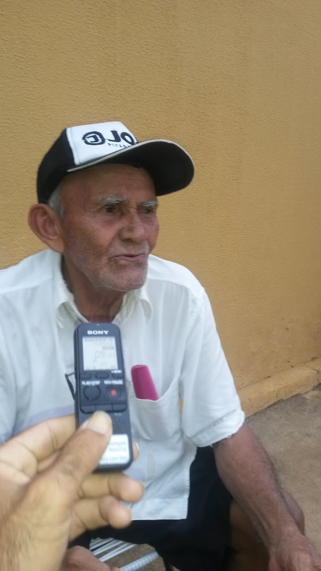 Aposentado Manoel Zeca, pai do Dominguinhos da Panificadora Sucesso falece aos 93 anos em Elesbão Veloso
