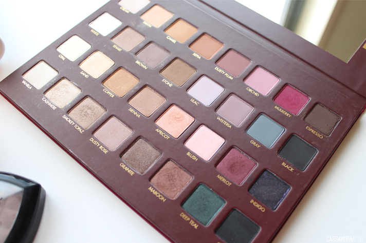 MOST LOVED // October '14 - LORAC Mega Pro Palette - CassandraMyee