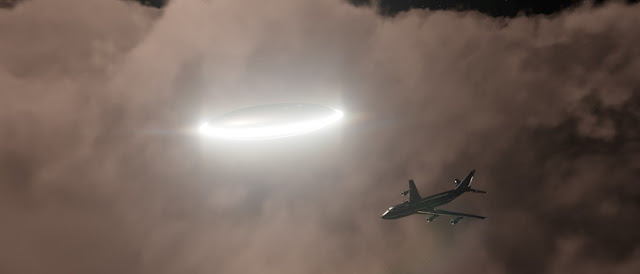 4 relatos de pilotos comerciais que teriam avistado OVNIs durante os voos