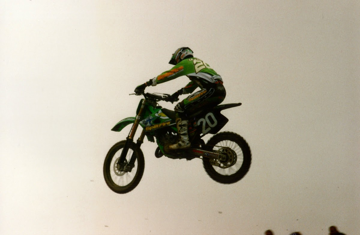 Casey Johnson High Point 1998