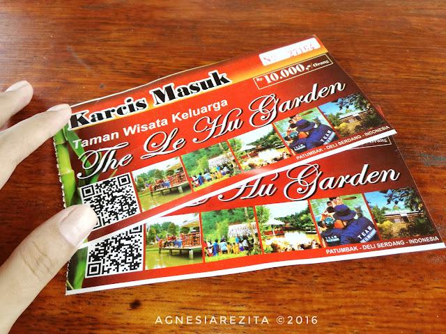 Harga Tiket Masuk The Le Hu Garden