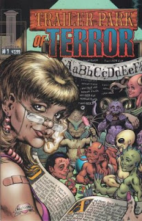 Trailer Park of Terror issue 1 cover