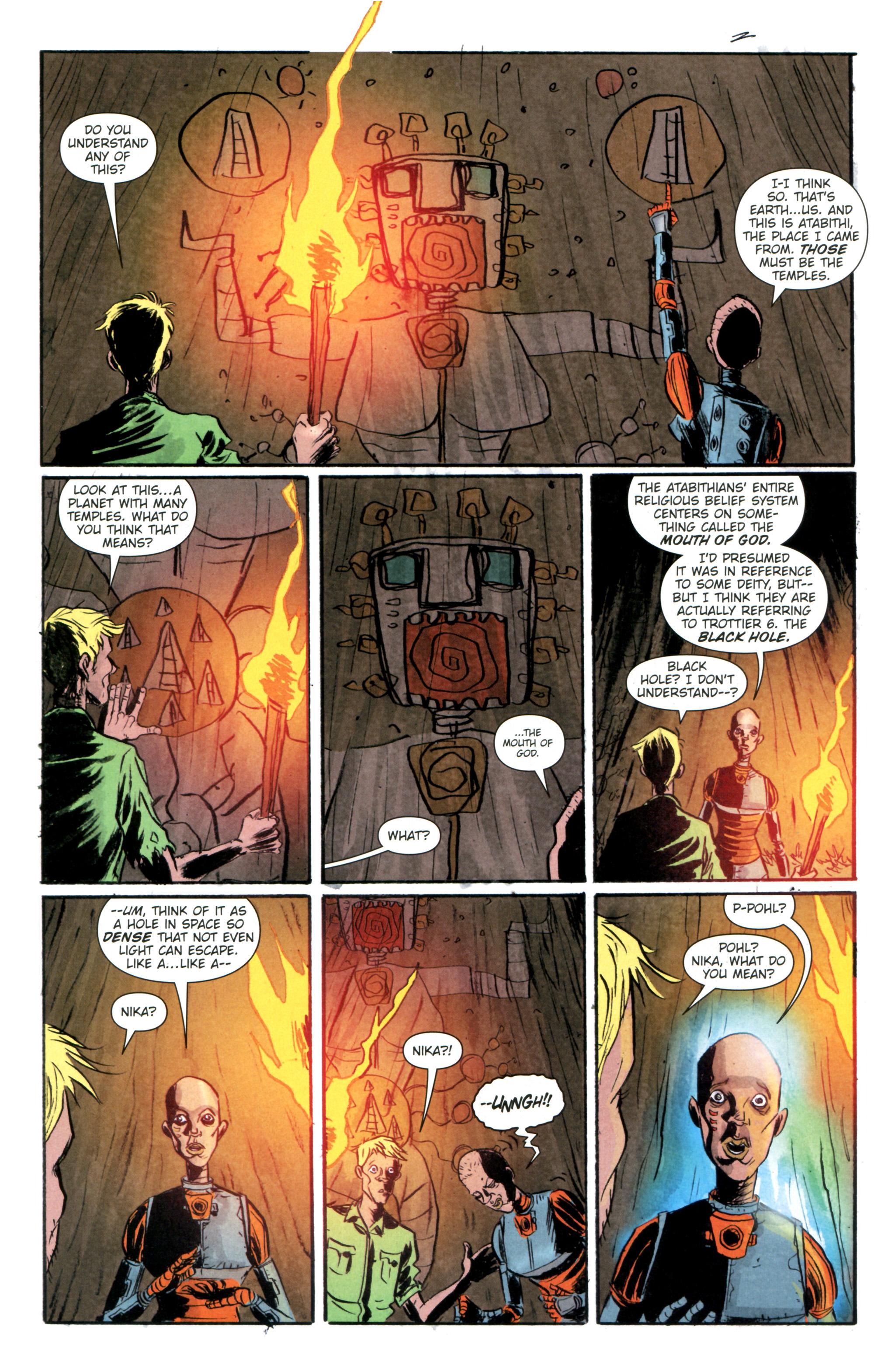 Read online Trillium comic -  Issue #4 - 13