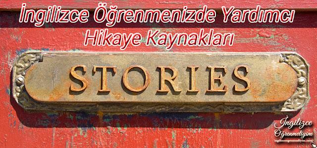 Ücretsiz İngilizce Hikaye Siteleri