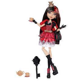 EAH Hat-Tastic Party Cerise Hood Doll