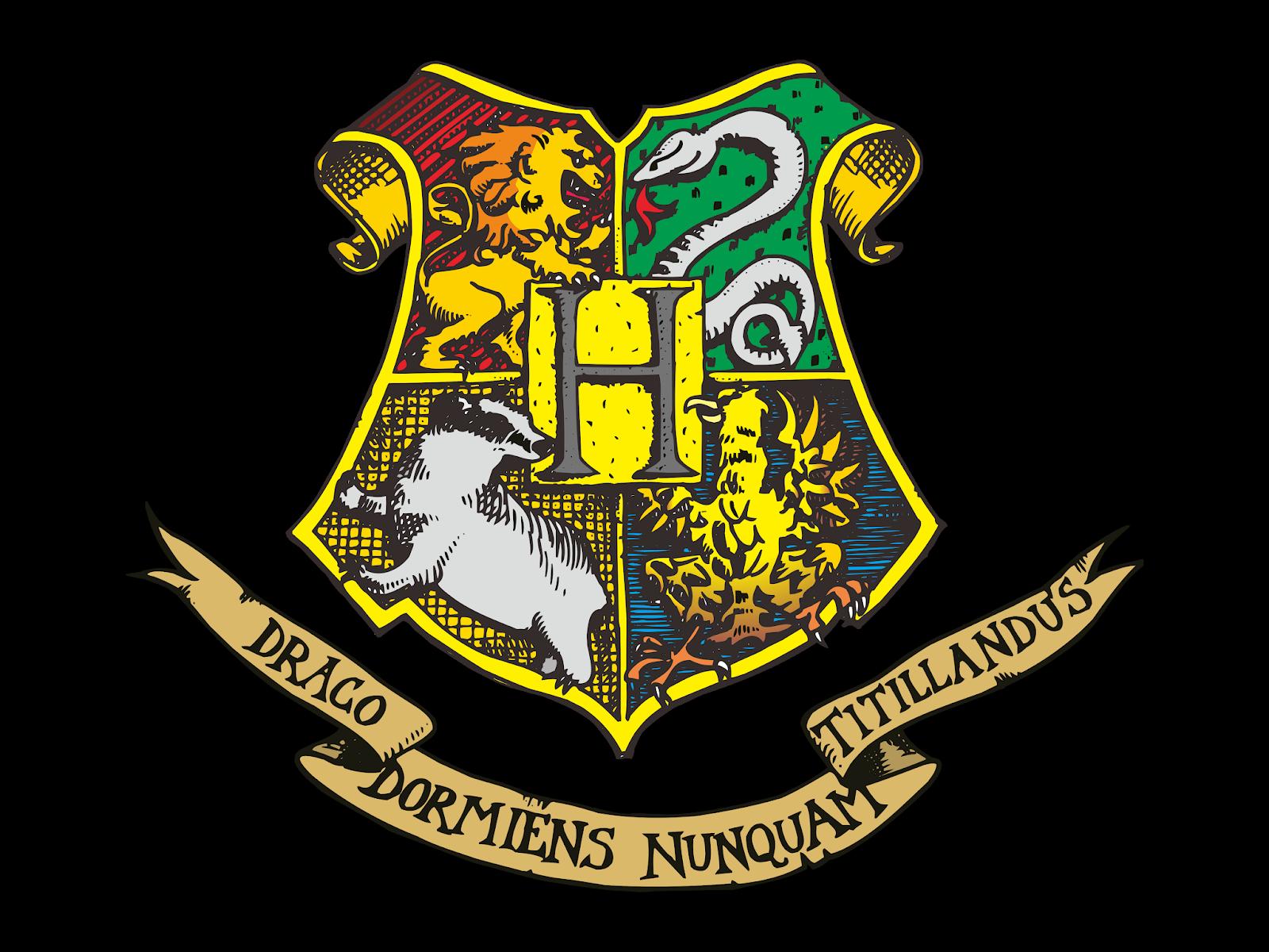 Logo Hogwarts Vector Cdr & Png HD | GUDRIL LOGO | Tempat ...