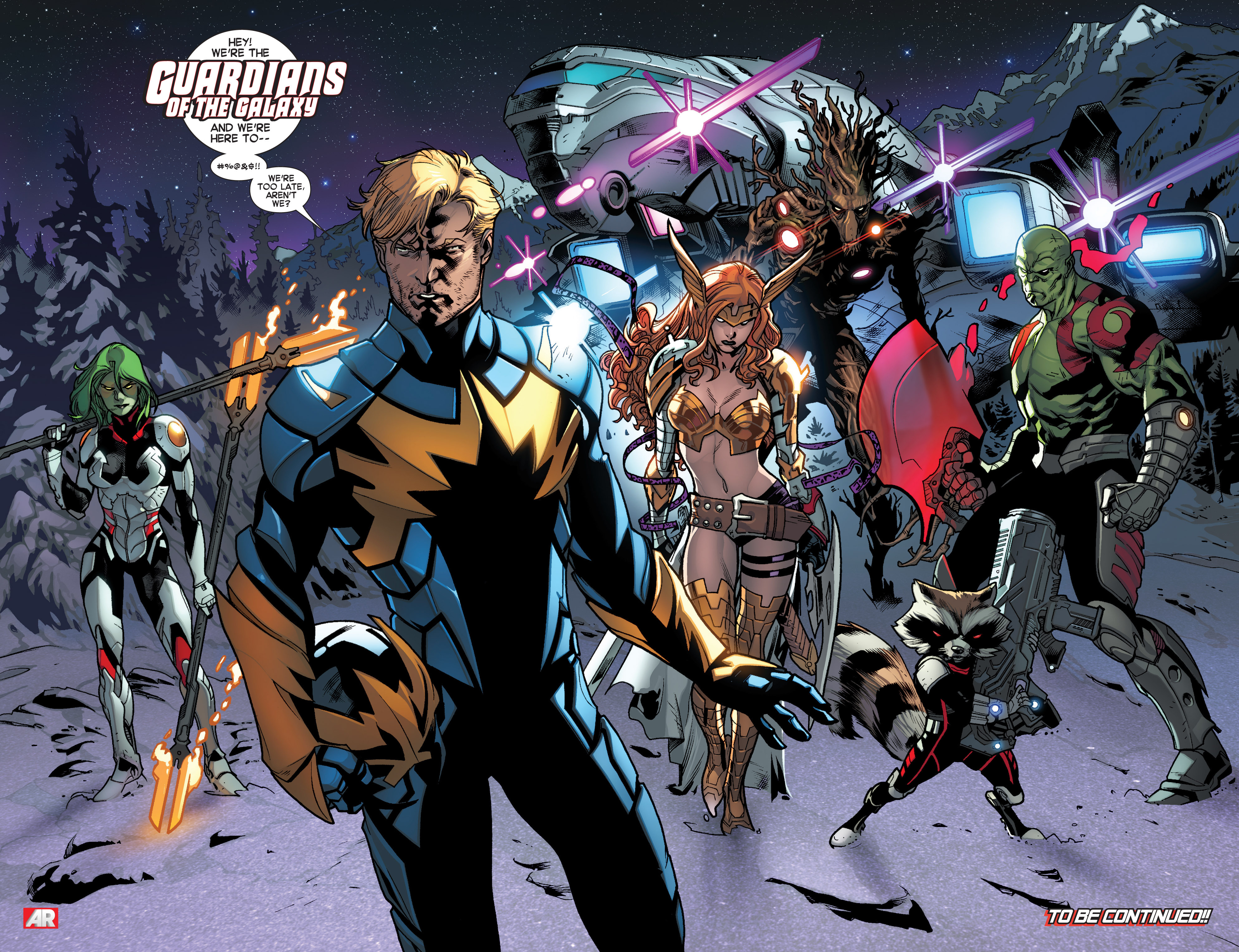 Read online All-New X-Men (2013) comic -  Issue #22 - 19