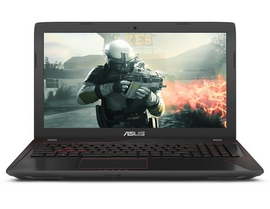 Asus ZX53VW 15-inch Gaming Laptop