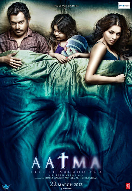 Official Posters Of Bipasha Basu's Aatma Movie