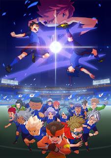 "Anime: Nueva serie de ""Inazuma Eleven: Orion no Kokuin"" para octubre"