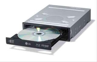 Gambar komponen Komputer (optical disc drive)