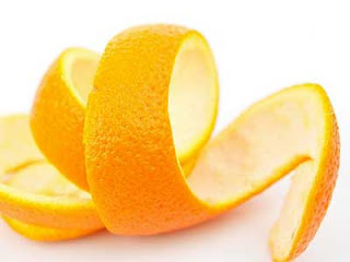 Orange Skin Benefits To Health