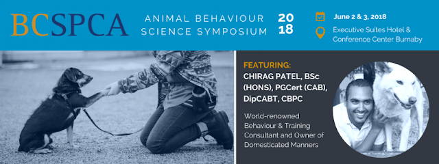 The BC SPCA Animal Behaviour Science Symposium 2018