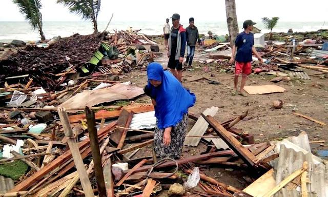 BNPB Imbau Masyarakat Hindari Aktivitas di Sekitar Pantai